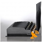 Adjustable Mobile Phone Jammer - 3G GSM CDMA DCS PHS