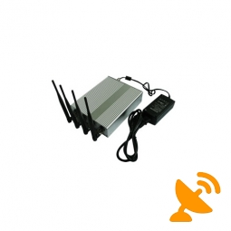 GSM CDMA DCS 3G Cell Phone Signal Blocker - 40 Meters