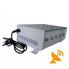 70W High Power Cell Phone Signal Jammer 100 Meters