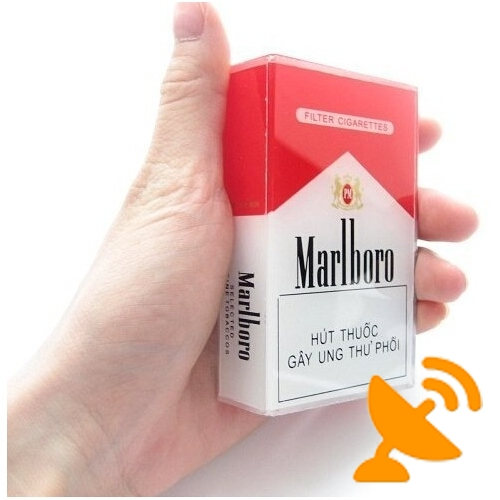 Marlboro Cigarette Pack Mobile Phone Signal Jammer Blocker - Click Image to Close