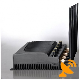 Adjustable Cell Phone Jammer 3G GSM CDMA DCS PHS