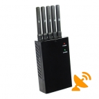 3G 4G Cell Phone Jammer GSM CDMA DCS PCS Signal Blocker