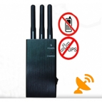 Wireless Video + Wifi + Cell Phone Jammer Blocker