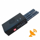 Portable High Power 3G 4G Lte Mobile Phone Jammer