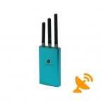 Mini Cellphone Jammer CDMA DCS 3G