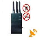 Cellphone + GPS Signal Jammer Blocker Portable