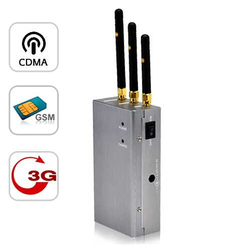 Car anti-tracker gps signal blocker reviews | Easy Operation Handheld Signal Jammer 30dBm Average Output Power VBE-6H